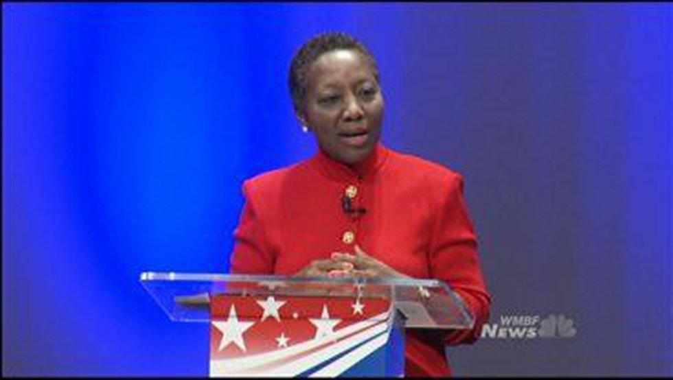 Dr. Gloria Bromell Tinubu