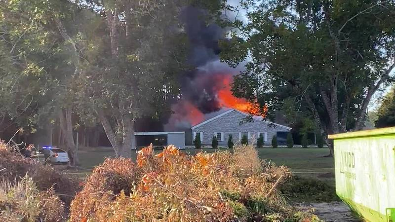 Officials have identified the man found dead after a home became engulfed in flames during a...