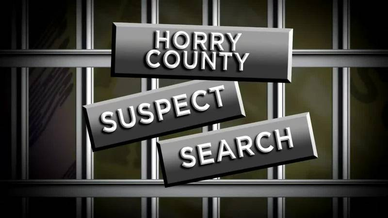 Horry County Suspect Search
