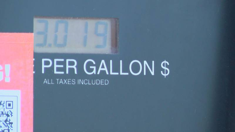 Gas prices continue to rise.