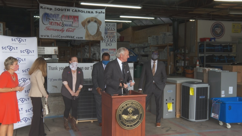Thousands of SC small businesses, nonprofits could be in line for grants to keep them afloat