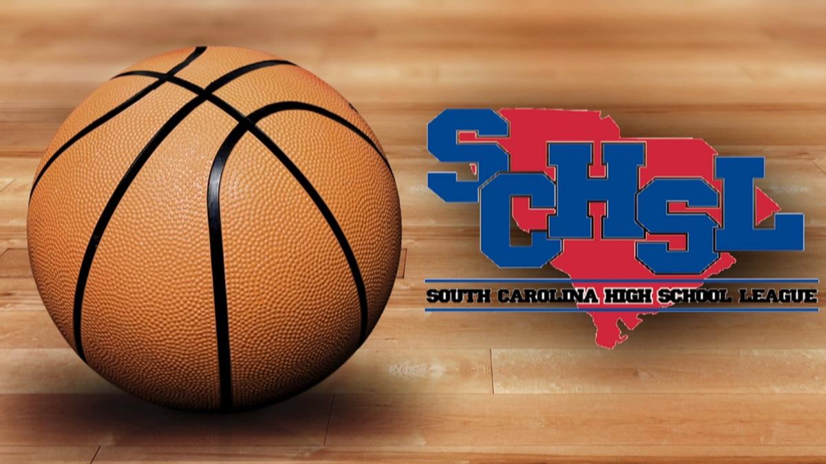 SCHSL Basketball Logo