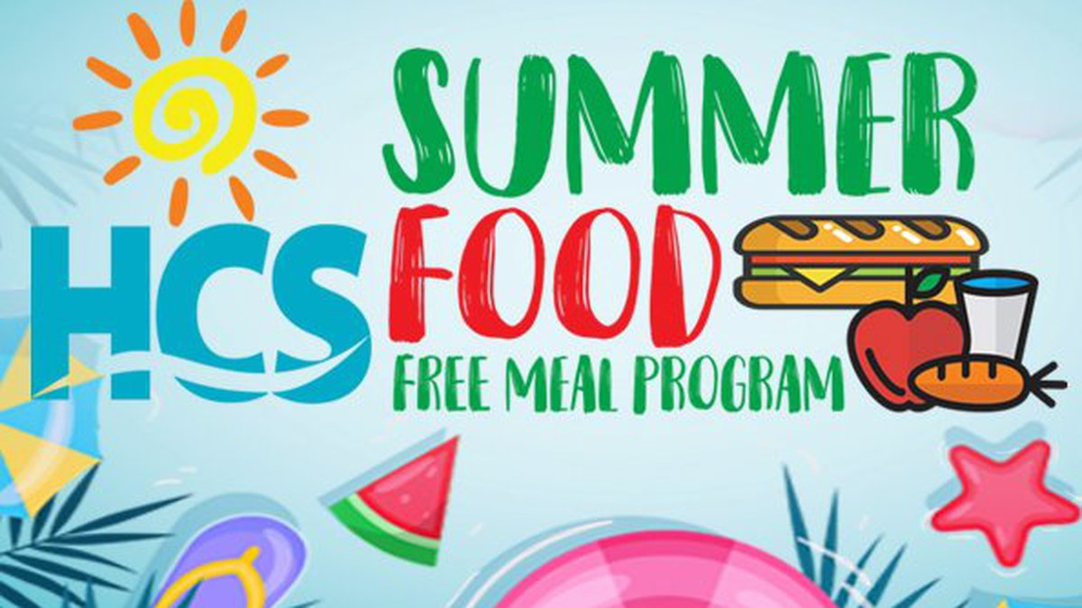 Horry County Schools has updated its list of distribution sites for the summer food program...