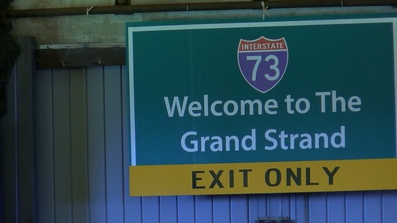 Support for I-73