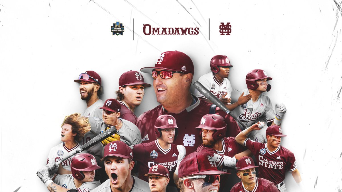 Mississippi State claims the 2021 College World Series championship
