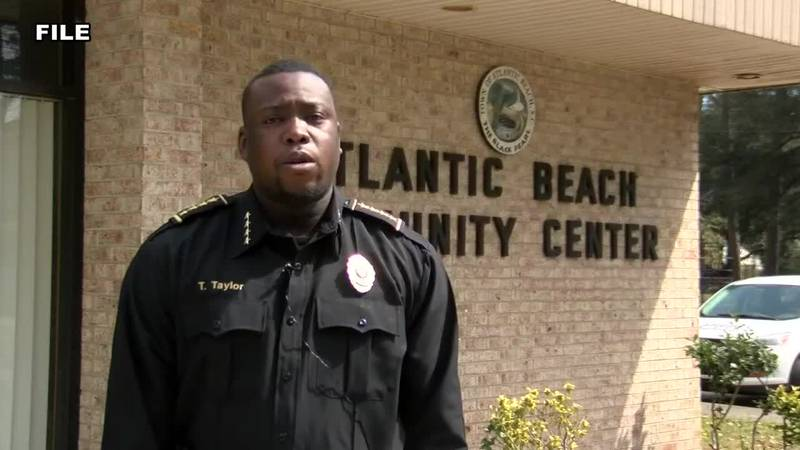 Former Atlantic Beach Police Chief Timothy Taylor