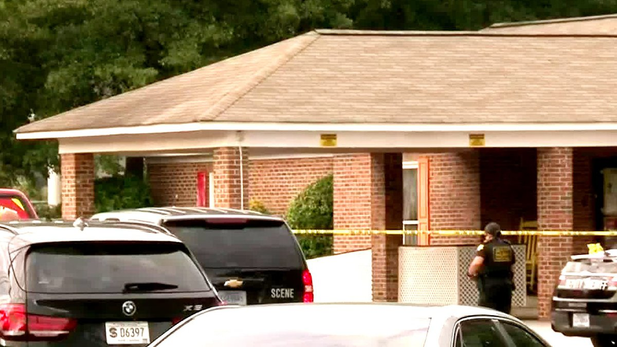 Shortly after 5:30 p.m., Wednesday deputies were dispatched to Sunshine House on Wilson Blvd...