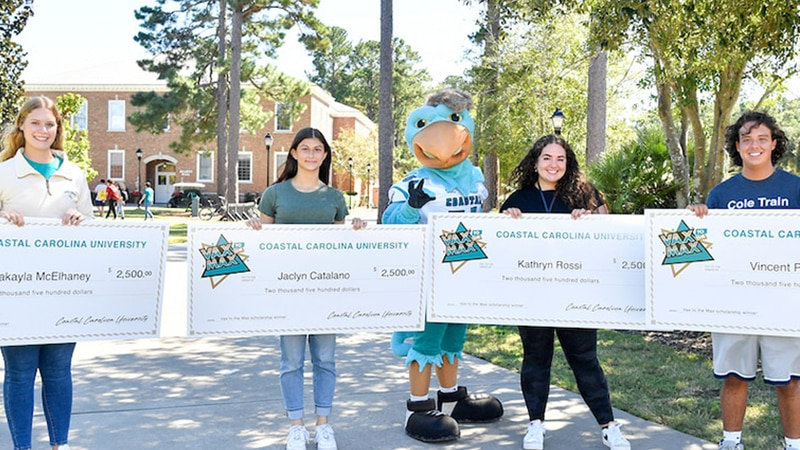 Makayla McElhaney, Jaclyn Catalano, Kathryn Rossi, and Vincent Petitti were chosen as the first...