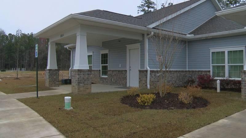 SOS Cares' Oak Tree Farm transition house