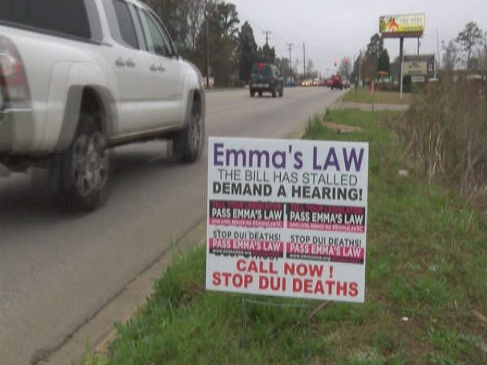 After years of fighting for stricter DUI laws, Emma's family is finally seeing it go into...
