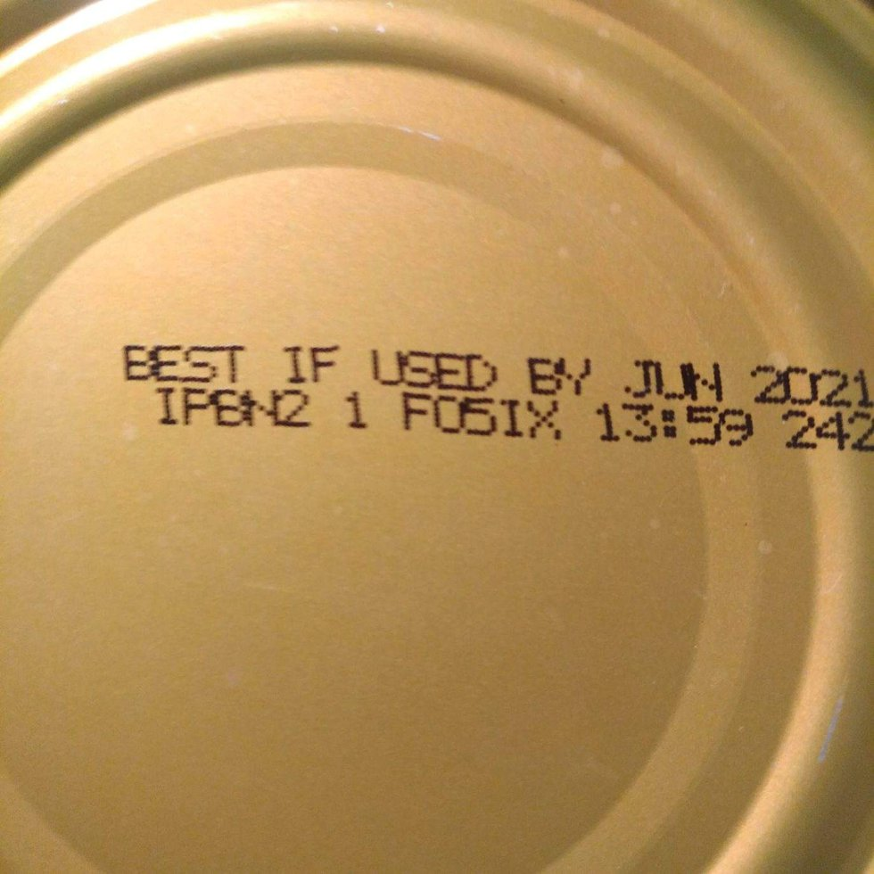 An Andalusia woman was shocked by what she found in her can of green beans while making dinner...