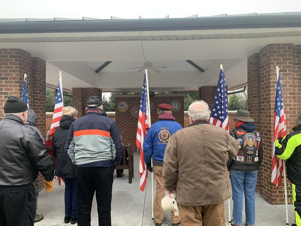 Unclaimed veterans laid to rest at Florence National Cemetary (Source: WMBF)