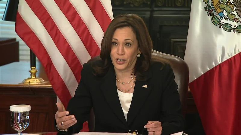 Vice President Kamala Harris is scheduled to be in Greenville Monday.