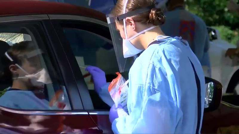 'We've got to continue to be vigilant': Coronavirus case numbers on the rise again in Horry...