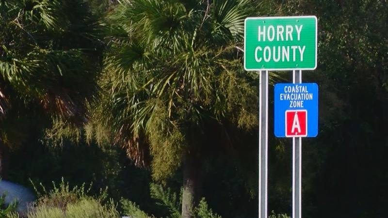 A map of the Horry and Georgetown County does not make it clear what county 199 pieces of...