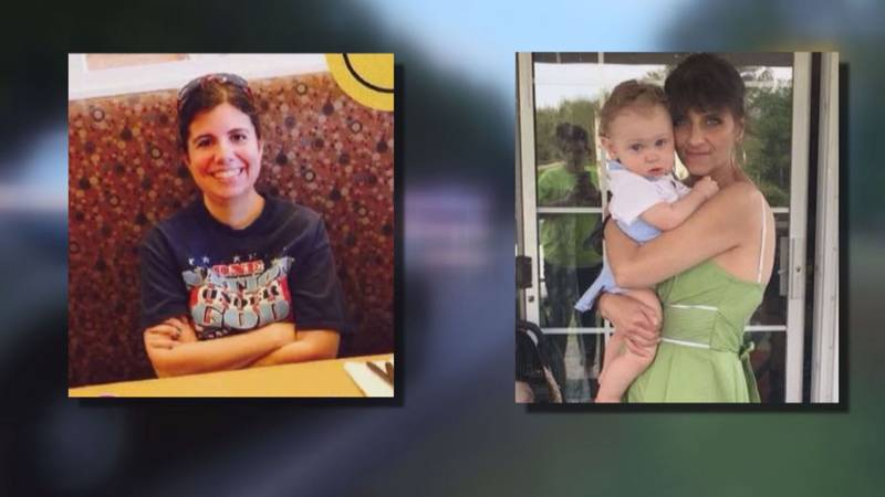 Nicolette Green (left) and Wendy Newton drowned September 18, 2018 in the back of an Horry...