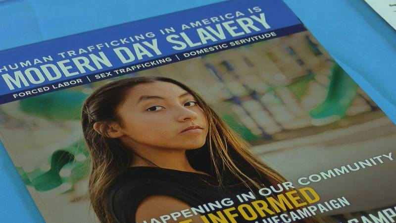 The Coastal Regional Task Force on Human Trafficking met Thursday morning to review its efforts...
