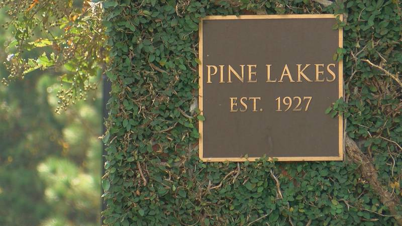 The Pine Lakes neighborhood is one of the oldest in Myrtle Beach.