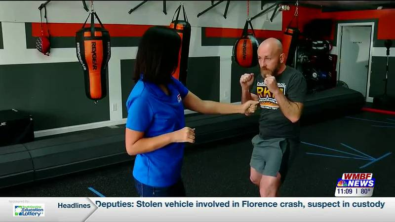 Keeping You Safe: Self-defense moves, tools to use while exercising