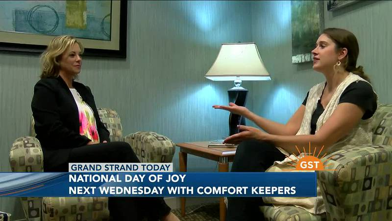 National Day of Joy with Comfort Keepers