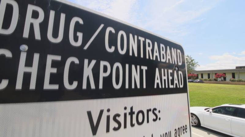 State prison officials expecting DOJ report this week detailing results of cellphone jamming...
