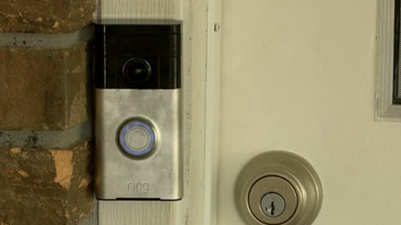 Authorities say doorbell cameras are not only beneficial for homeowners but law enforcement too.