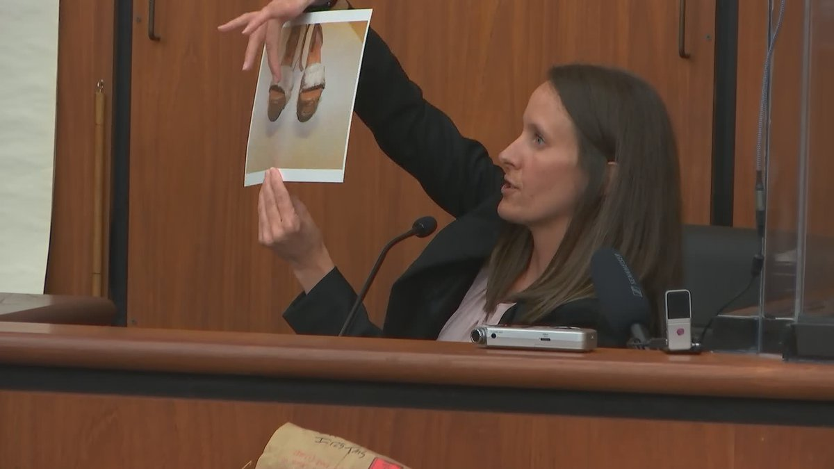 Rowland Trial Day 3: Investigators present gruesome evidence from night Samantha Josephson died