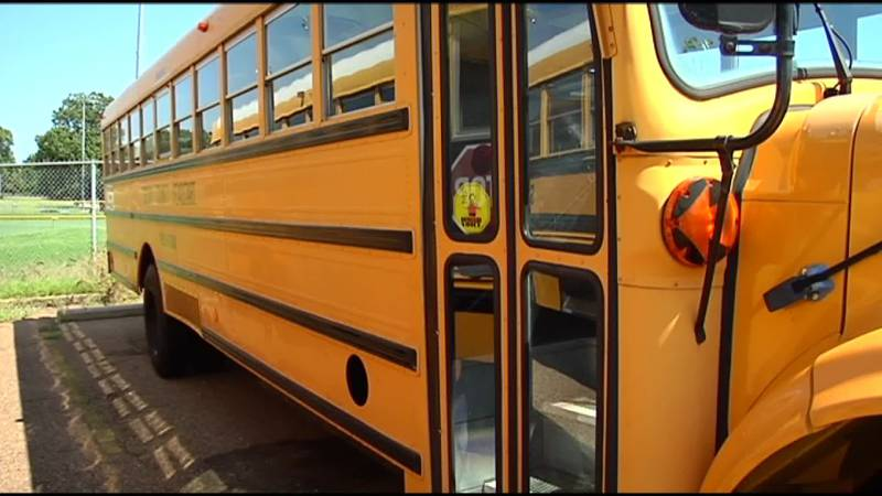 A 30-day extension on Durham School Services' current agreement stopped a potential bus driver...