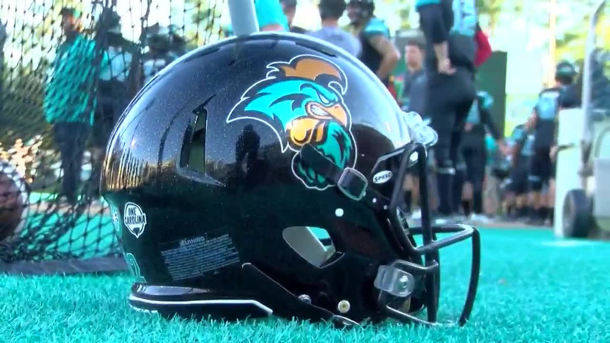 Coastal Carolina football will hold their first weekly press conference for the new season on...