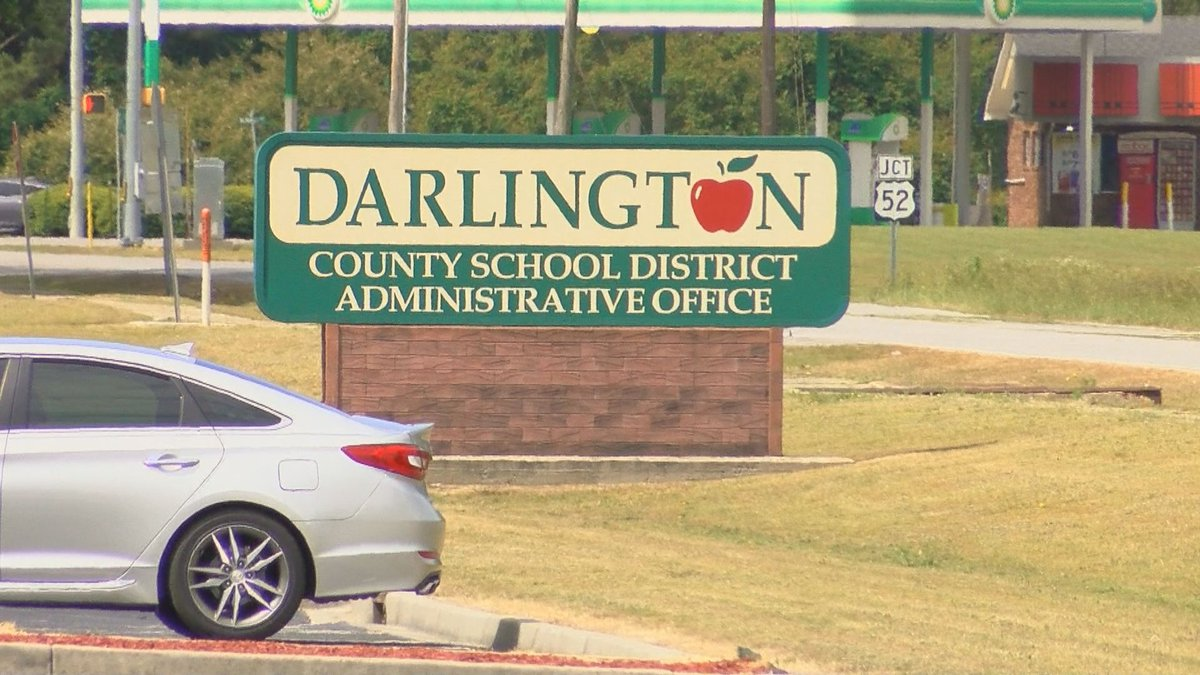 The Darlington County School District is offering COVID leave for employees who have received...