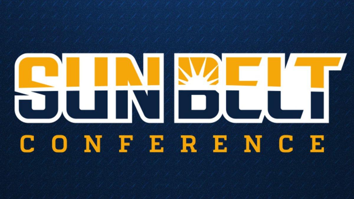Sun Belt 2020 Logo