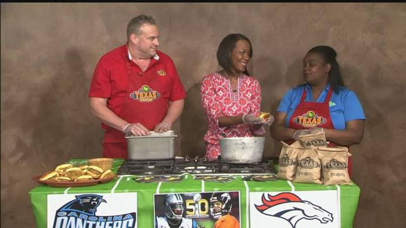 Texas Roadhouse cooks up some perfect Super Bowl appetizers