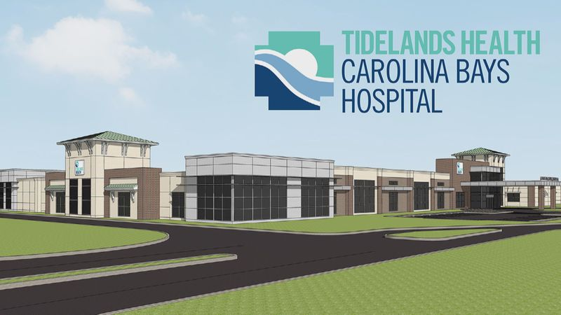 Tidelands Health awaits state approval to build hospital