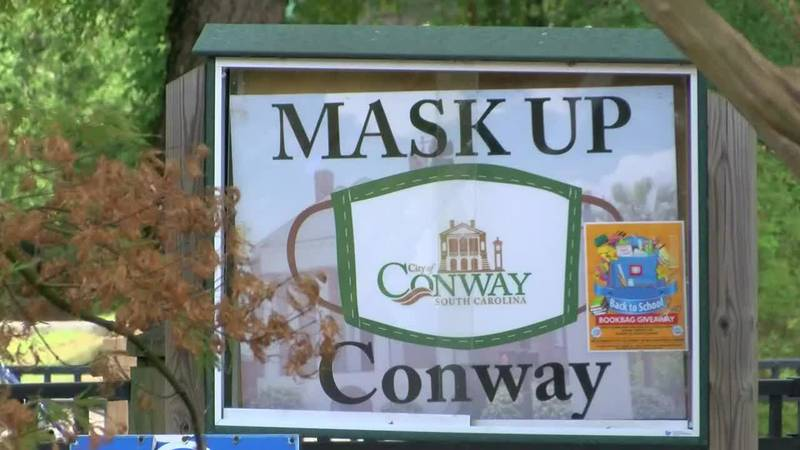 Conway City Council to consider extending mask ordinance Monday