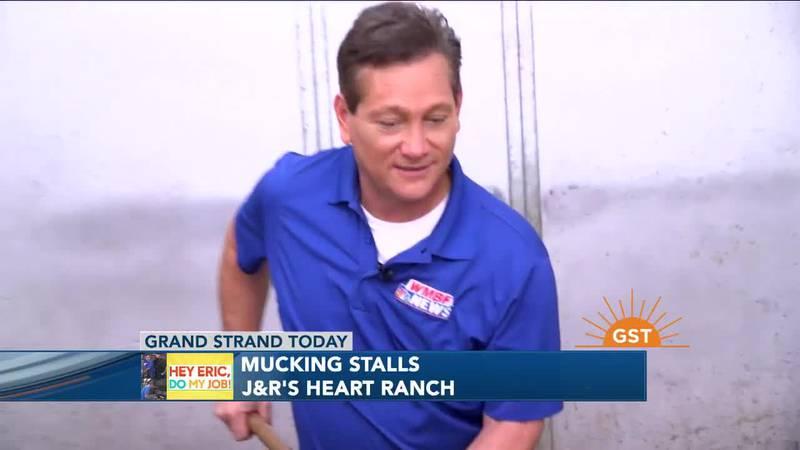 Hey Eric, Do my Job - J&R's Heart Ranch