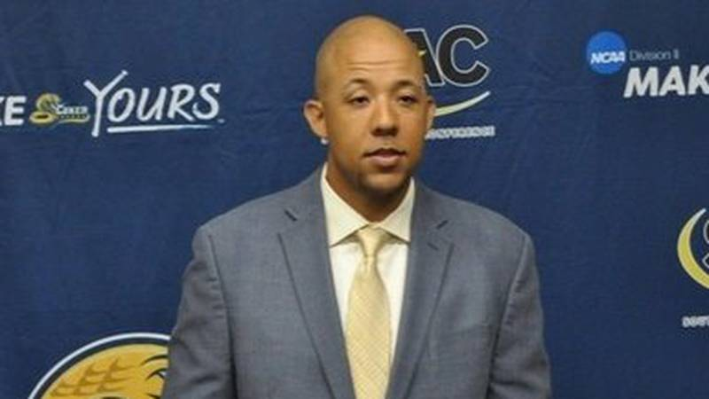 Coker University Men's Basketball Head Coach Jarred Merrill is still in ICU after suffering a...