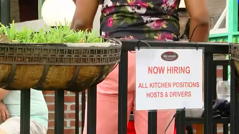Many Grand Strand businesses continue to feel the impact of staffing shortages.