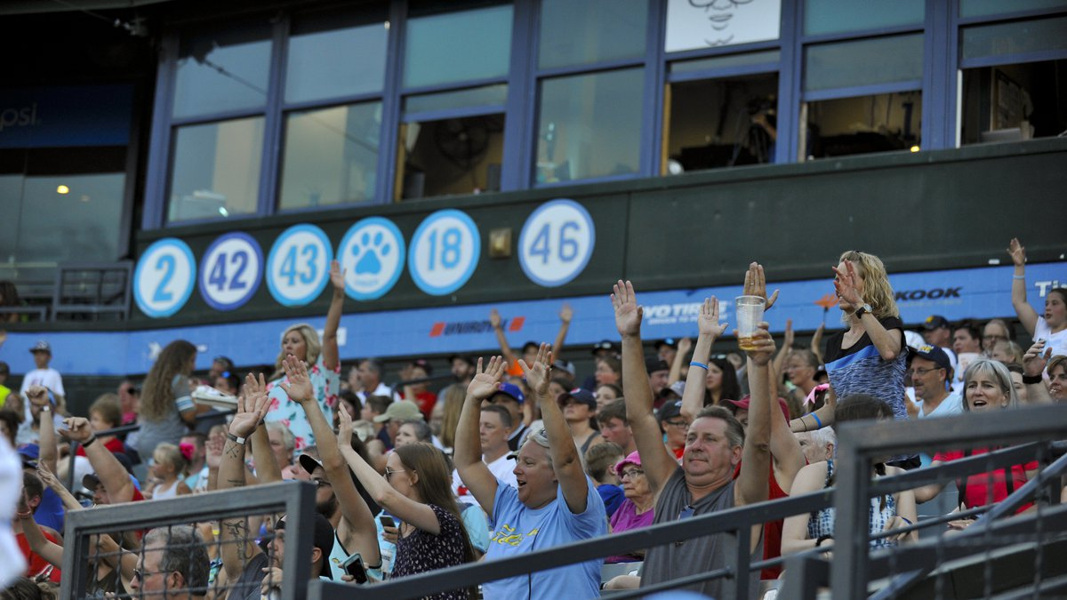 The Myrtle Beach Pelicans ballpark has been ranked No. 1 for best minor league experience.