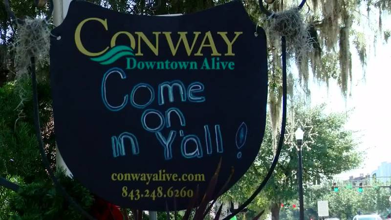 Downtown Conway Projects