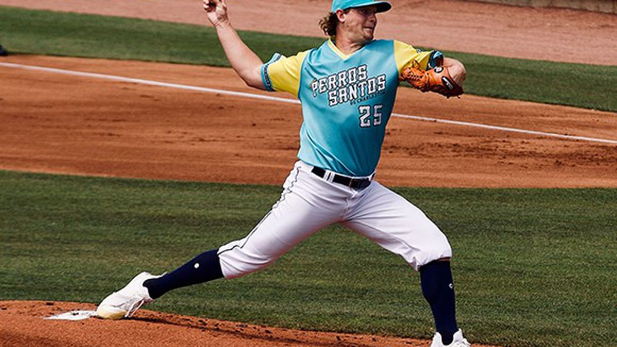 Cole Wilcox had 5 K's as the RiverDogs beat the Pelicans 8-2 on Wednesday