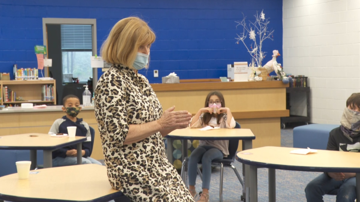 State Superintendent Molly Spearman said she was reading the Governor's most recent executive...