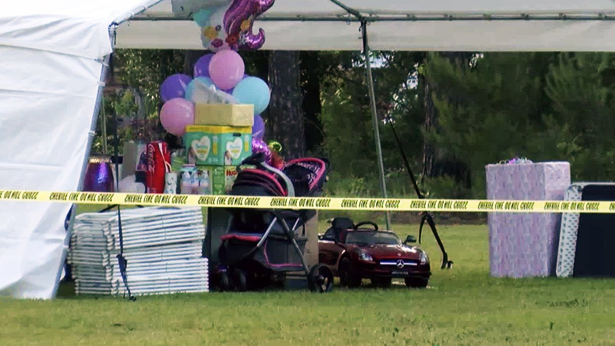 Authorities have identified a man who was killed at a baby shower in Summerville over the...