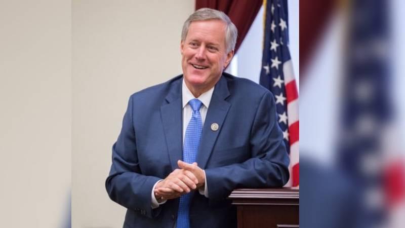 President Donald Trump announced Friday night that North Carolina congressman Mark Meadows will...