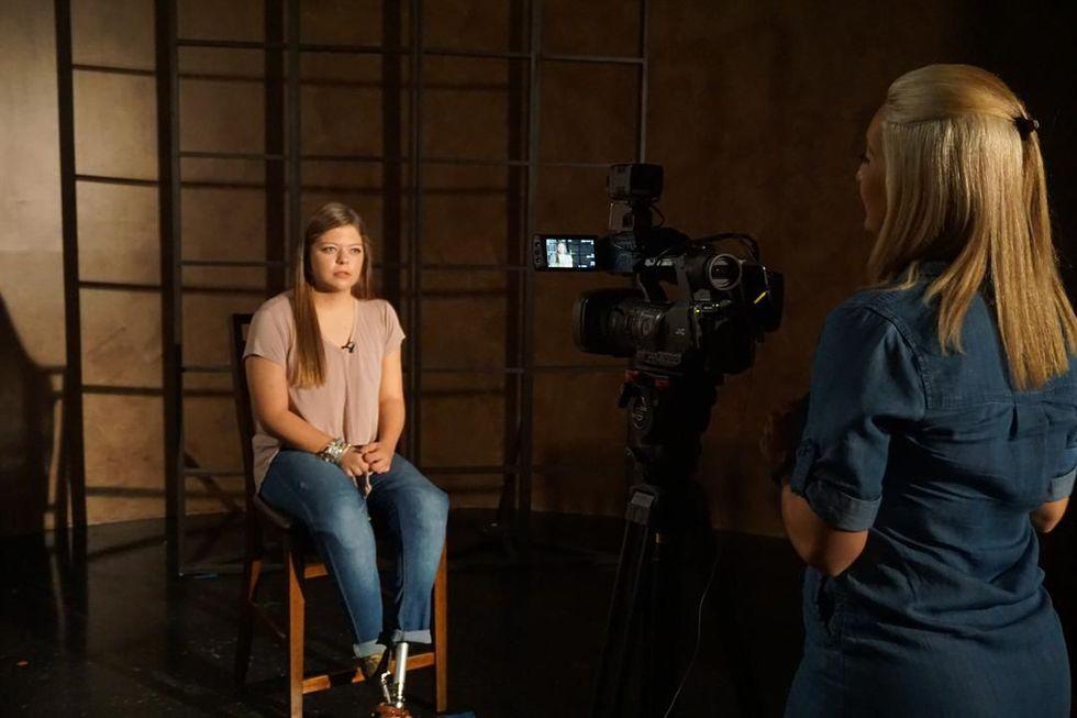 Pamela's Reynolds interview