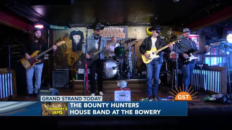 Thursday Jam - The Bounty Hunters