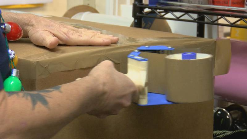 FedEx, UPS and the U.S. Postal Service all expect to deliver a record number of packages this...