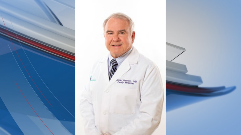 Dr. Gerald Harmon with Tidelands Health will soon be the president of the American Medical...