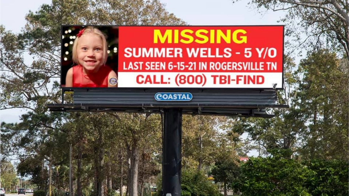 Coastal Outdoor has 20 digital billboards going with information on Summer Wells, the...