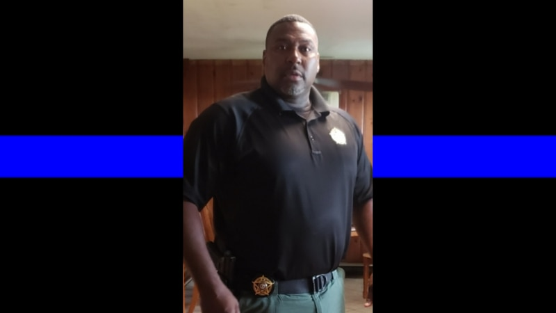 Lake City police Lt. John Stewart was killed in the line of duty during a chase.