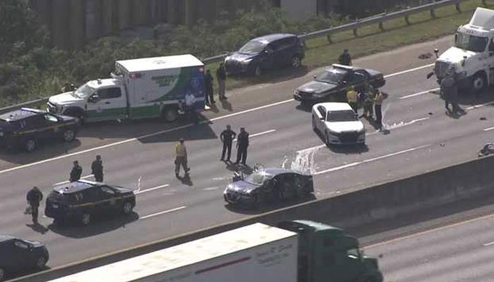 The Greenville County Coroner's Office has confirmed one person is dead after a traffic stop...
